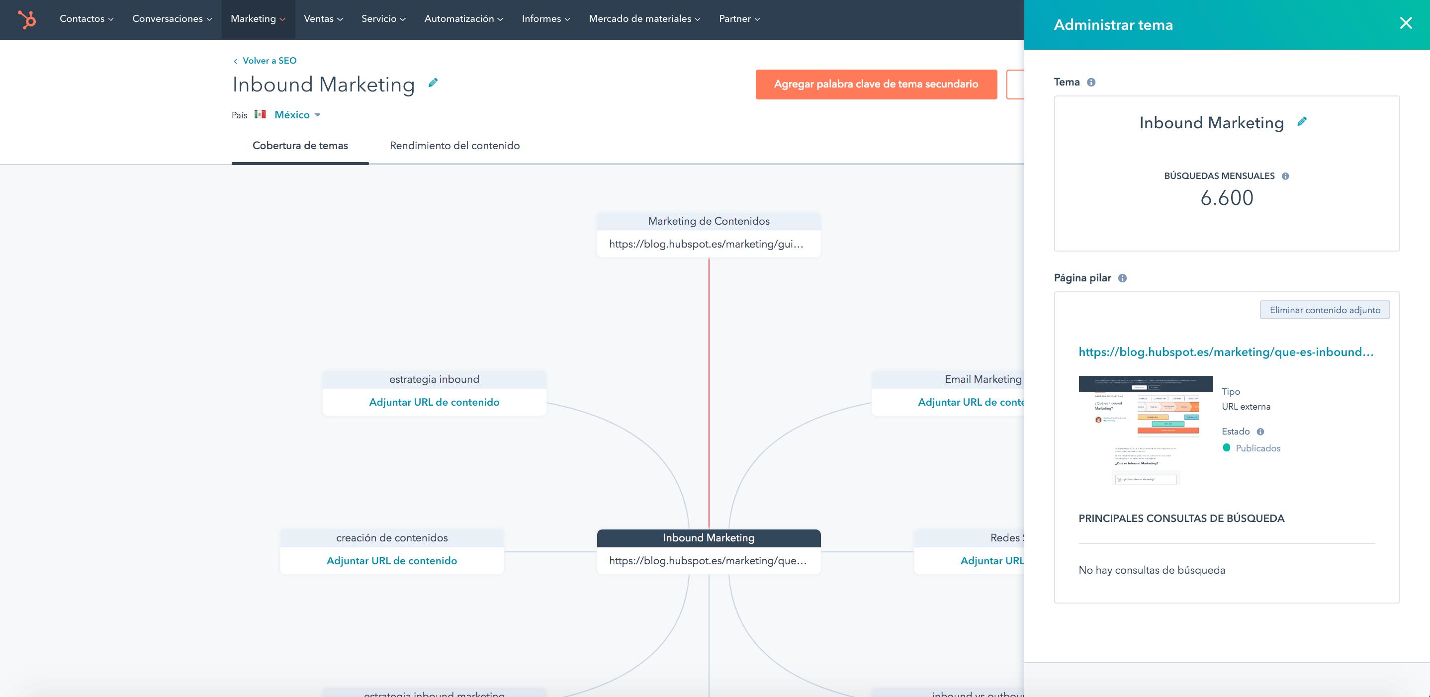 Software para optimización SEO