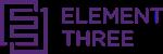 Logotipo de Element Three