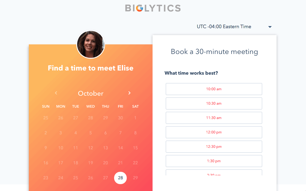 Programar reuniones por el mismo precio