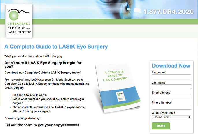Chesapeake Eye Care and Laser Center
