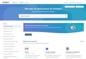 Portal del mercado de aplicaciones