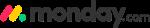 Logotipo de Monday.com