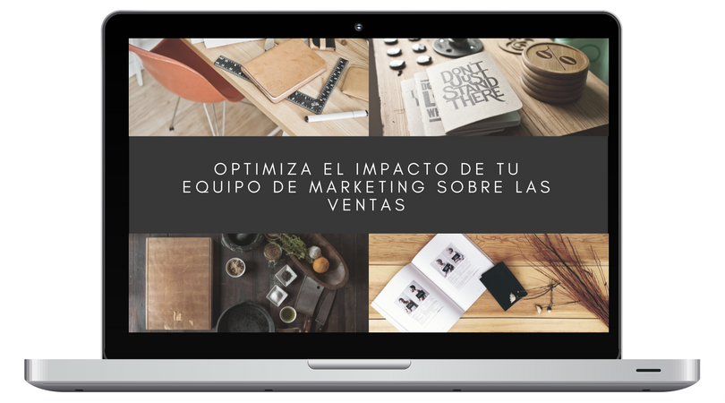 Optimiza el impacto de marketing sobre ventas webinar