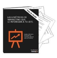 Métricas de marketing importantes