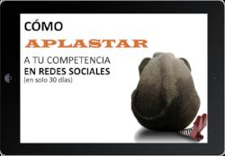 Superar a tu competencia en las redes sociales