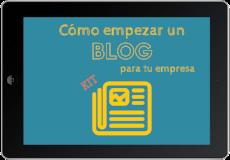 Blog para tu empresa