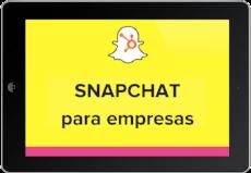Snapchat para empresas