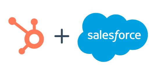 Integración de HubSpot con Salesforce
