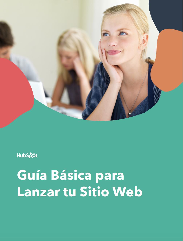 Lanzar tu Sitio Web