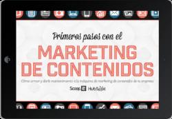 Primeros pasos con el marketing de contenidos