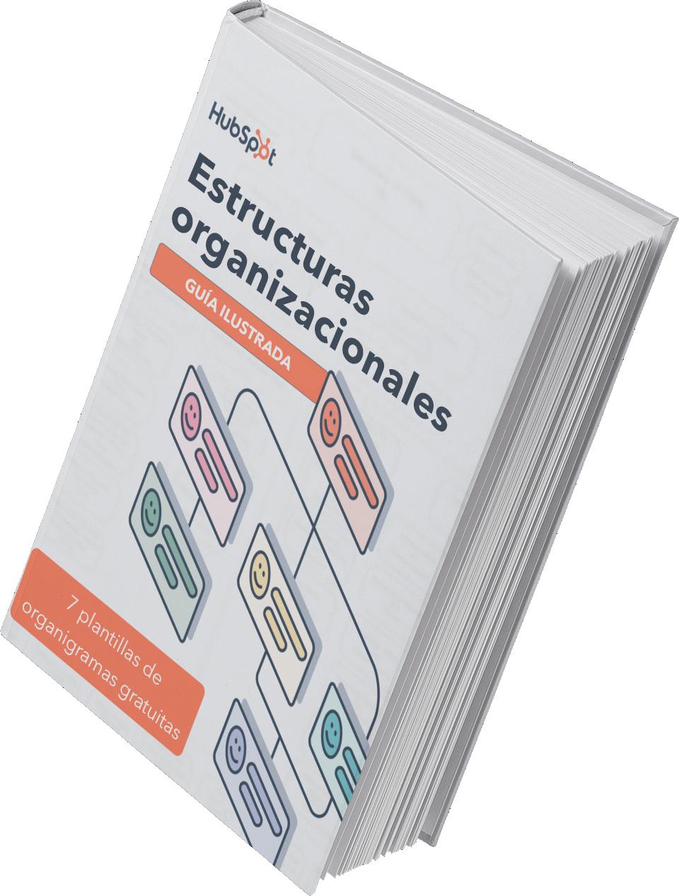 Guía ilustrada sobre estructuras organizacionales