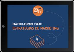 Plantillas para crear estrategias de marketing