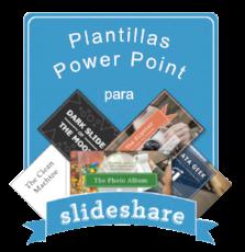 Plantillas Powerpoint para slideshare