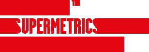Logotipo de Supermetrics