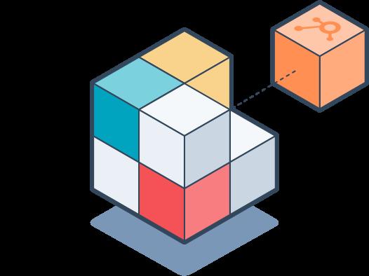 hubspot integrations cube