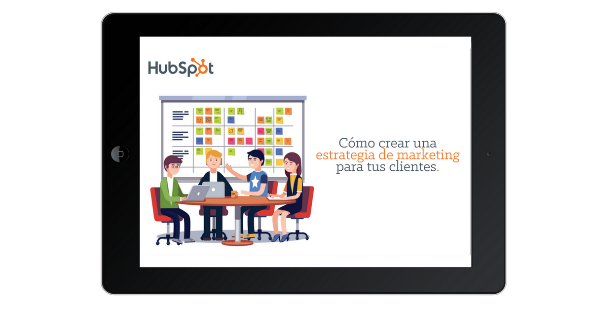 Como crear una estrategia de marketing para tus clientes