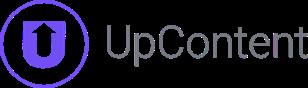 Logotipo de UpContent